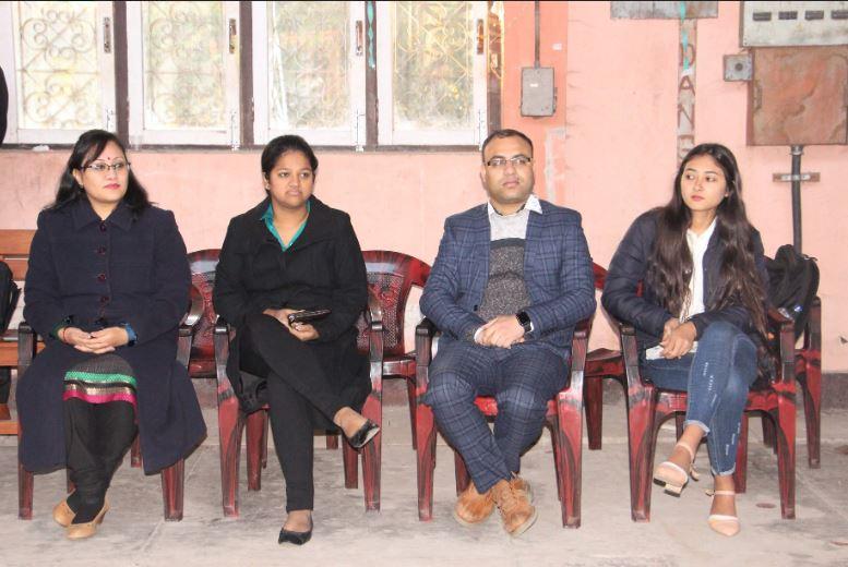 Girls In Tech Launch in Province 1