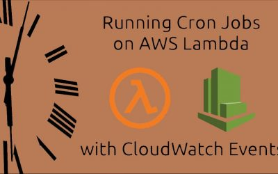 Create a Cron Job AWS Lambda