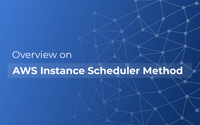 What is AWS Instance Scheduler Method?