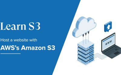 How to Host a Static Website with AWS's Amazon S3 in 5 easy steps