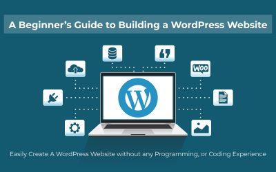 A Beginner's Guide to Building a WordPress Website